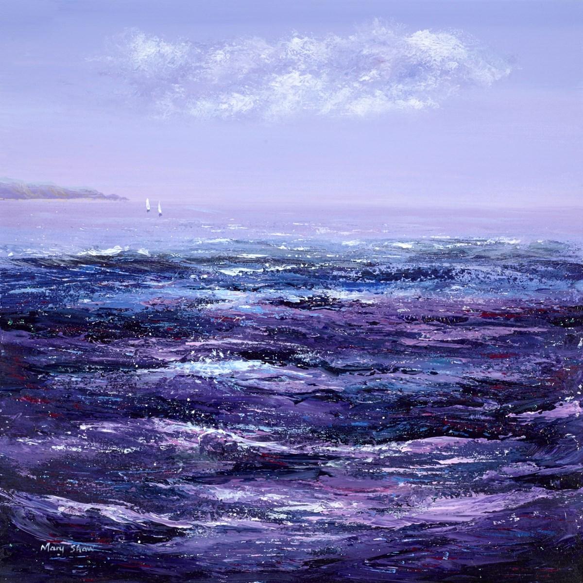 Sailing at Sunset IV